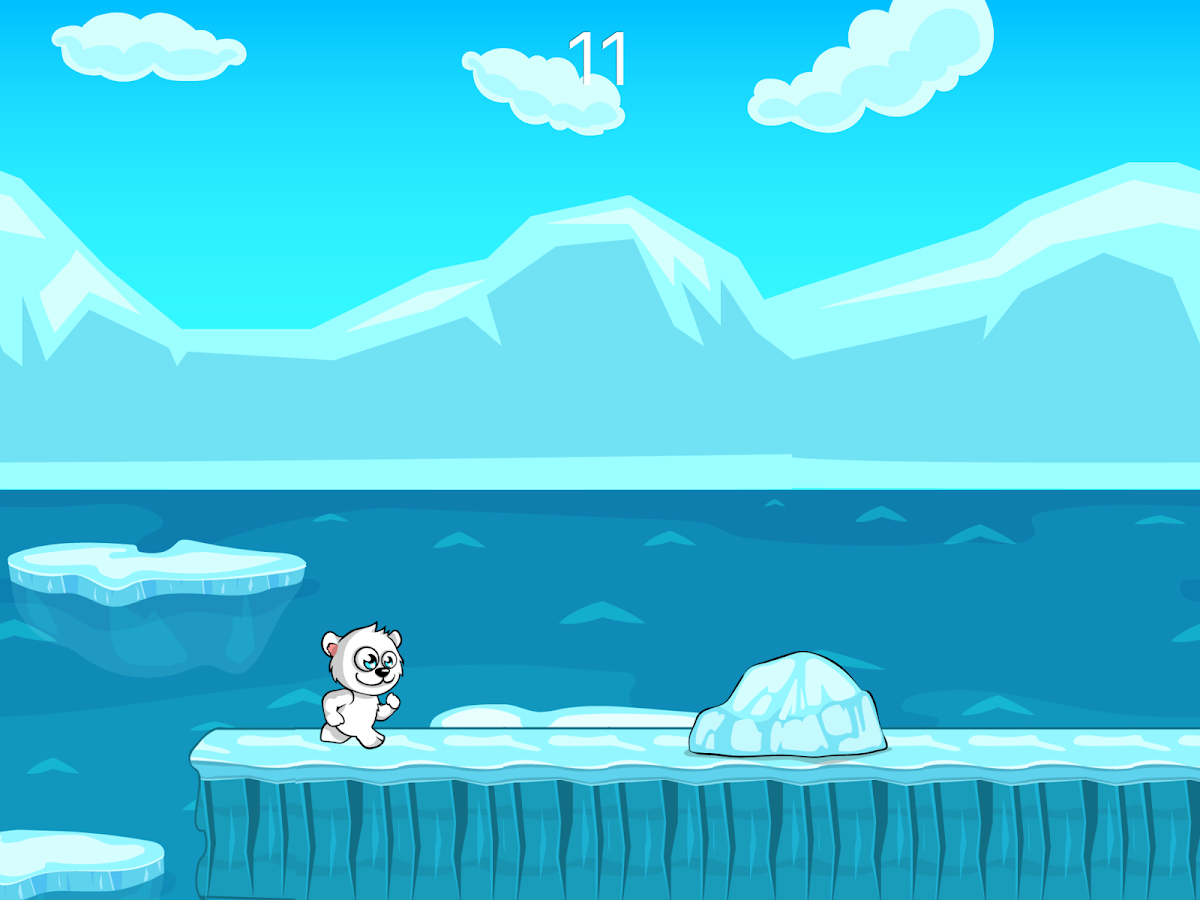 Polar Bear Kid : Global Melt- screenshot