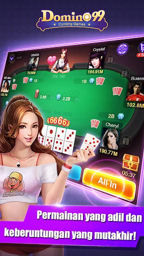 Domino QiuQiu u00b7 99 : Pulsa : Free 2.0.1.0 screenshots 10
