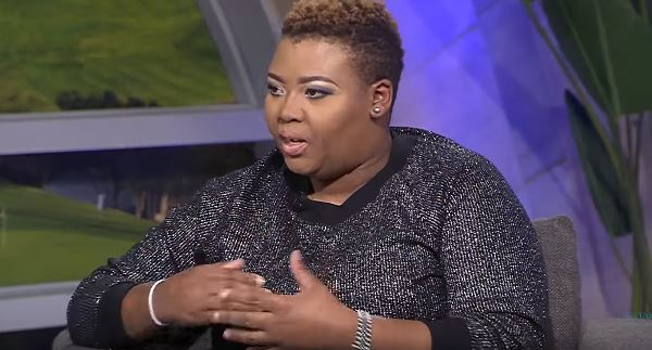 Anele Mdoda spoke about the realities of fame.