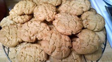 Ellen's Best Peanut Butter Cookies Recipe