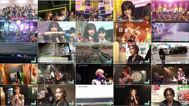 190413 (720p+1080i) HKT48 山本彩 Part – CDTV