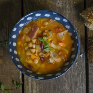 Minestrone Soup With Cabbage Recipes.