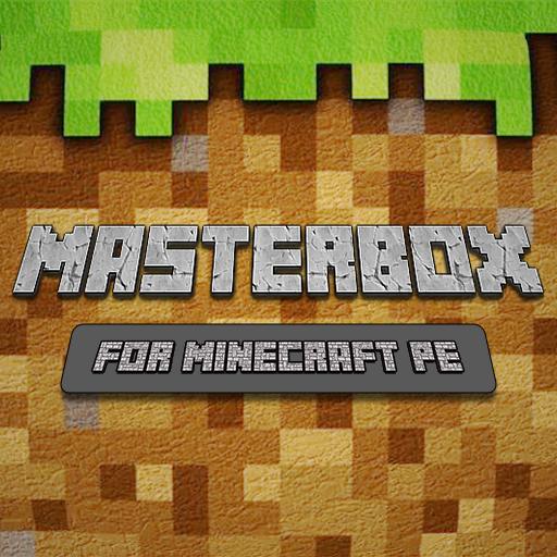 Masterbox for Minecraft: PE - MCPE Launcher