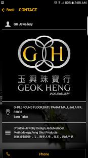 Geok Heng - náhled