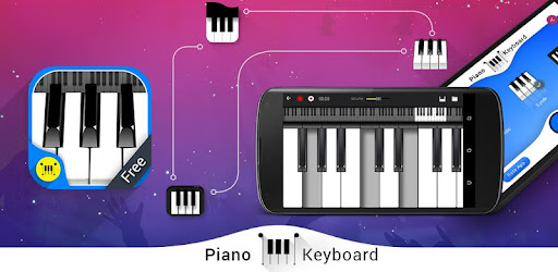 piano keyboard digital music app apps on google play. Black Bedroom Furniture Sets. Home Design Ideas