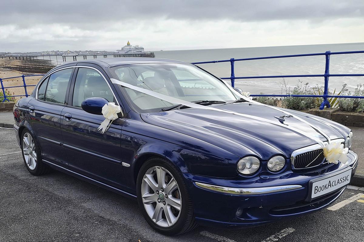 Jaguar  X Type Hire Eastbourne