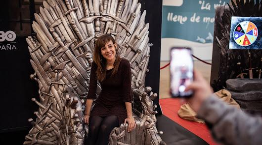 El trono de hierro regresa a Almería