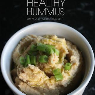 Healthy Hummus.