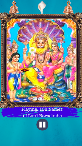 108 Names of Lord Narasimha