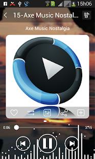 Media Mp3 Player Equalizador Toca Músicas Playlist Screenshot