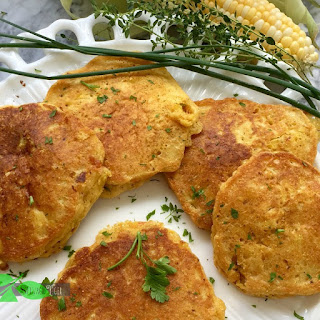 Southern Fried Corn Cakes (Gluten Free) Recipe