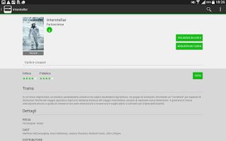 Screenshot of CHILI