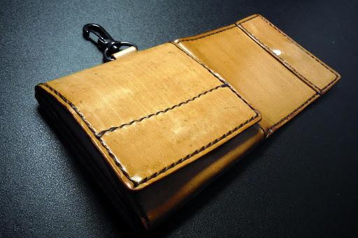 財布 完成品