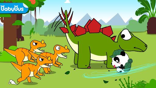 Le monde des dinosaures fond d'écran 1