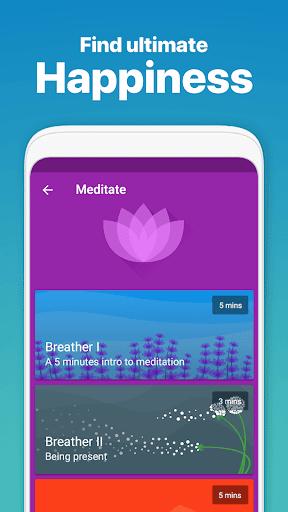 Fabulous: Daily Planner & Self-Care Habit Tracker screenshot 8