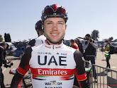 Marc Hirschi eindigde donderdag op de derde plaats in de Ronde van Romandië