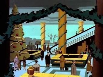 Season 4, Episode 1 Holiday Knights