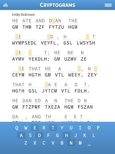 Cryptogram Puzzles apkpoly screenshots 6