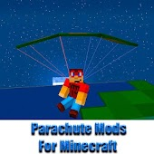 Parachute Mods For Minecraft