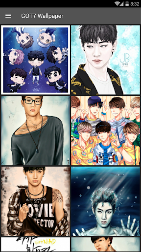 GOT7 Wallpaper KPOP 1.0.0 screenshots 2