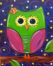 Photo: Green Owl