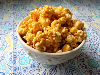 Maybelle Connealy Carmel Popcorn Recipe