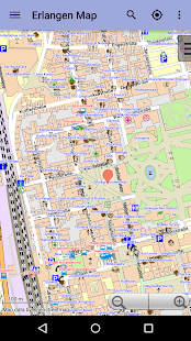 Erlangen Offline City Map Android Apps on Google Play