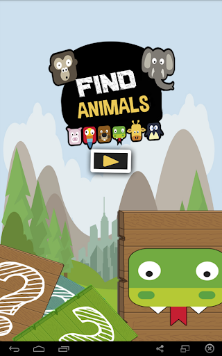 Find Animals