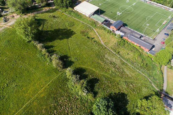Plans to transform Trehafren Hill amenities to go on display