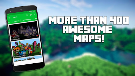 Maps for Minecraft PE 3.2 screenshots 1