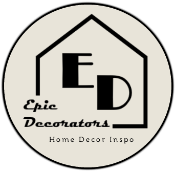 Logo for Epic Decorators