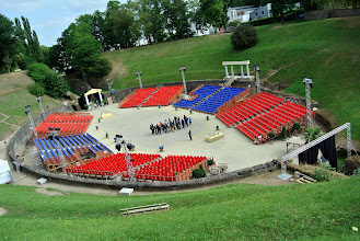Photo: The ampitheater in Trier