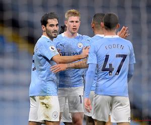 De Bruyne et le reste des joueurs de Manchester City de retour à l'entraînement