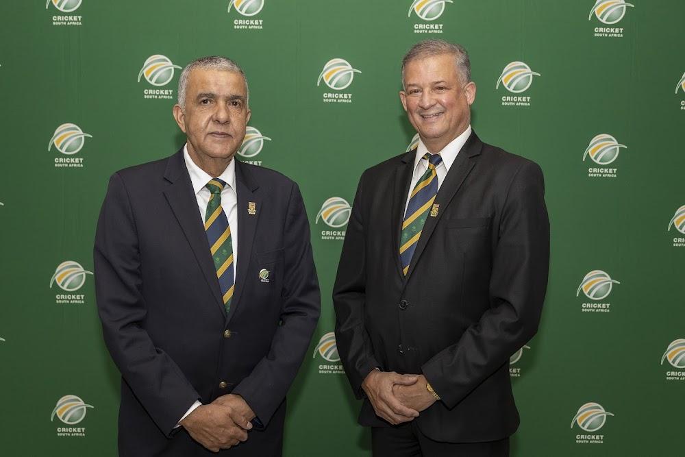Sascoc pushes back after Cricket SA names new board