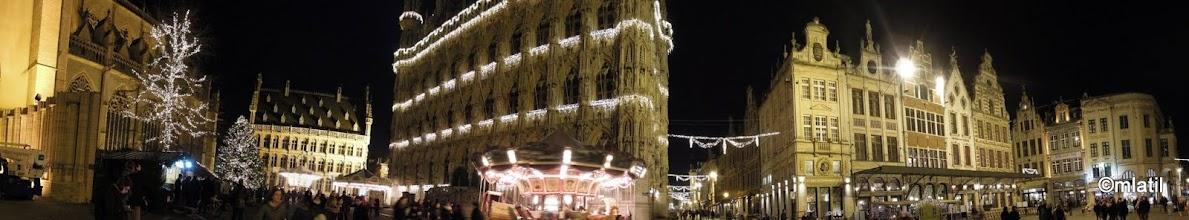 Photo: Leuven Grotte Markt