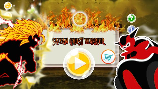 Dragon Ghost Saiyan Warrior Z