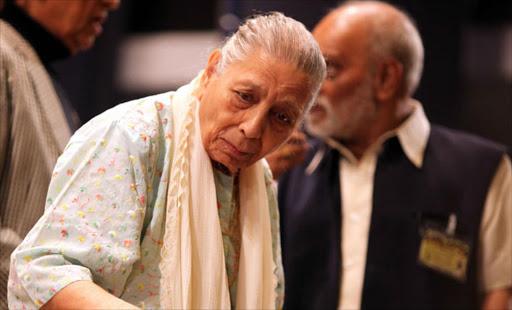 Bollywood singer Shamshad Begum dies aged 94
