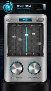 EQ & Bass Booster Pro - metal- screenshot thumbnail