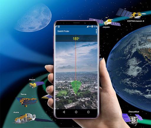 Satfinder - Satellite Director 1.0 screenshots 2