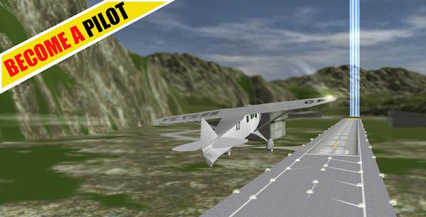 Flight Pilot MOD (Unlimited Money) 1