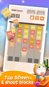 2048 Charm: Classic & New 2048, Number Puzzle Game 5