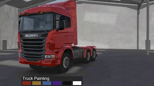 Truck Simulator Grand Scania 4.06