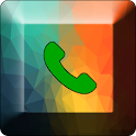 3D Abstract Dialer icon