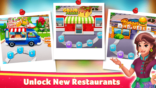 Indian Cooking Star: Chef Restaurant Cooking Games screenshots 4