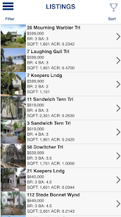 Bald Head Island Real Estate- screenshot thumbnail