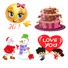 Stickers for Whatsapp (WAStickerApps) icon