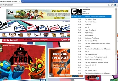 tv schedule cartoon network asia cartoonankaperlacom