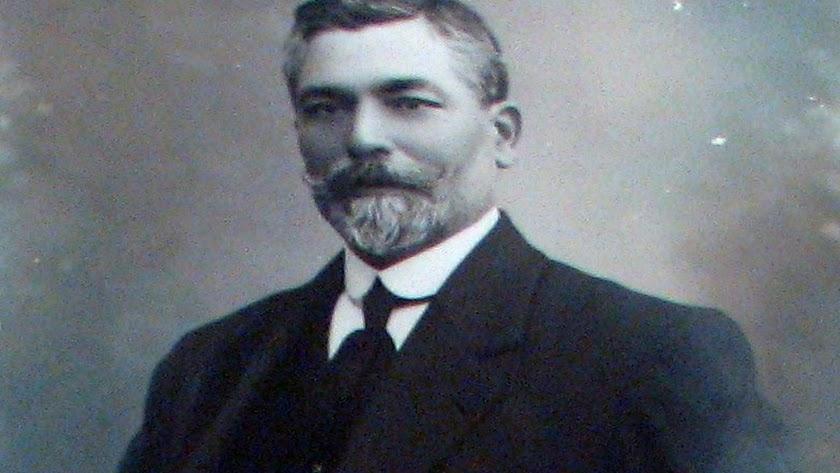 Diego García sufrió las inundaciones del año 1900. Foto: D. Utrilla