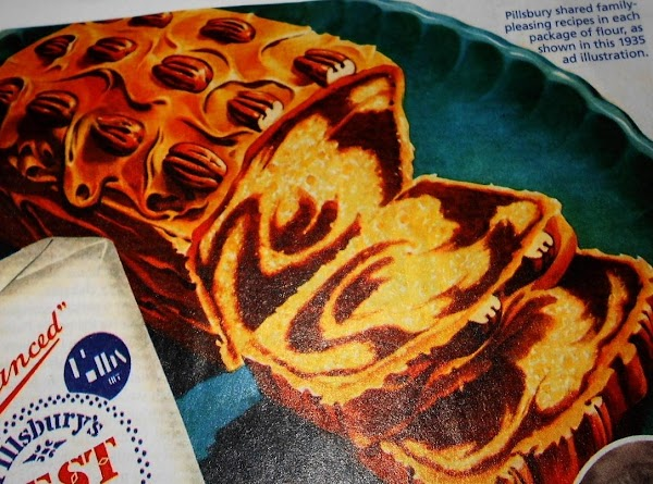 Zig-zag Molasses & Spice Cakes A Cook-off Recipe