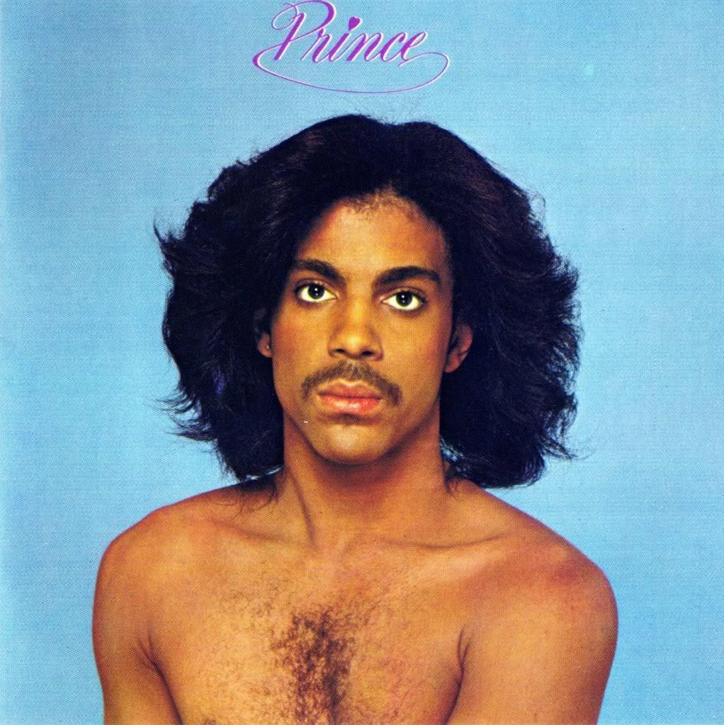 Prince - 'Prince' cover art